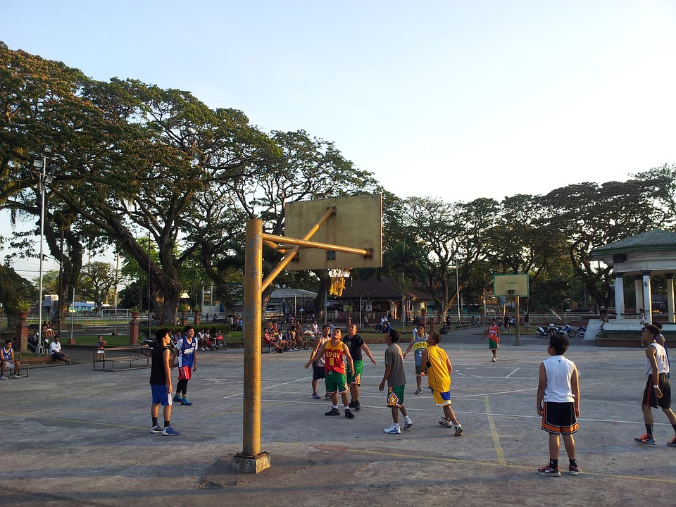 Doing well in basketball may instill great confidence in your youth.